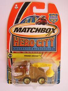 Matchbox MB22 Pound Hound