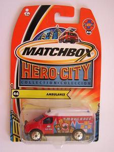 Matchbox MB46 Ambulance
