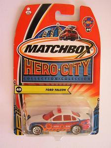 Matchbox MB49 Ford Falcon