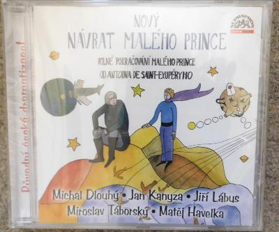Nový návrat Malého prince - audiokniha