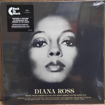 LP vinyl Diana Ross Diana Ross 1976