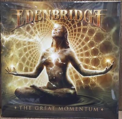 2LP vinyl Edenbridge Great Momentum