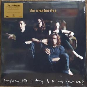 LP vinyl Cranberries Everybody Else Is Doing It,So Why Can't We?