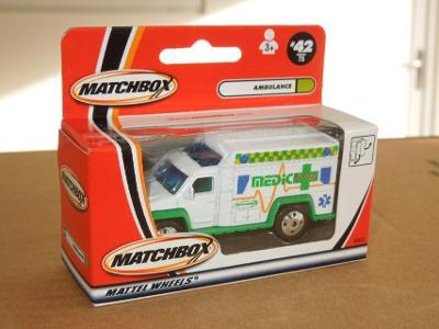 MATCHBOX 2000 - AMBULANCE Nr.42