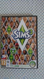 The Sims 3 PC- CZ