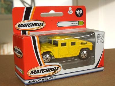 MATCHBOX 2000 - HUMVEE Nr.69