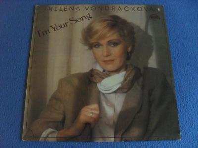 LP Helena Vondráčková - I'm Your Song