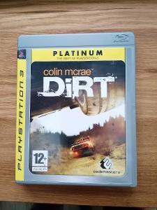 PS3 COLIN MCRAE DIRT 1 - SONY Playstation 3 - závody rally