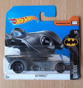 Hot Wheels - Batmobile 2017