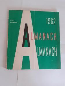Almanach Čtenářů 1962 od 1,-