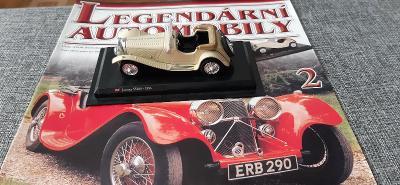 Model 1:43 Jaguar