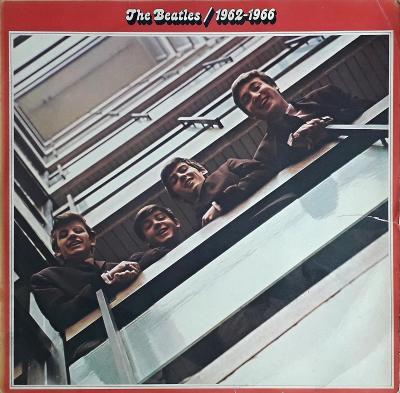 The Beatles 1962-1966 – Vinyl LP – Apple Records