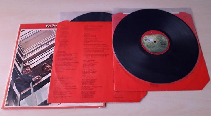 The Beatles 1962-1966 – Vinyl LP – Apple Records - Hudba