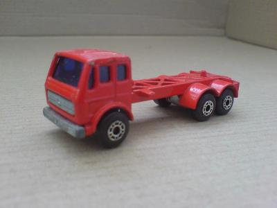 MB42-Mercedes Container Truck