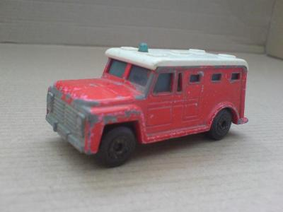 MB69-Armored Truck