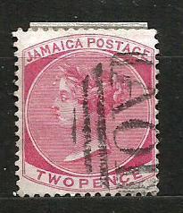 Jamajka- razít.,Mi.č.9 /3636A/