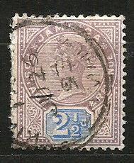 Jamajka- razít.,Mi.č.27 /3637C/