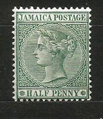 Jamajka- *,Mi.č.19 /3637E/