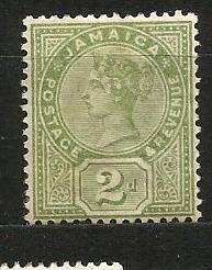 Jamajka- *,Mi.č.24 /3638/