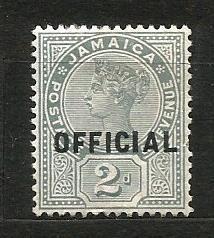 Jamajka- *,Mi.č.D4 /3638B/