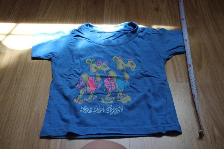 Dětské tričko - Oblečení