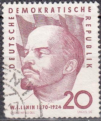 Nemecko-NDR- Lenin