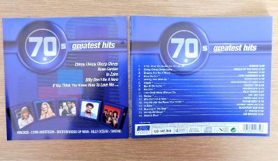 70s greatest hits CD