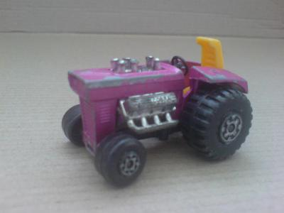 MB25-Mod Tractor