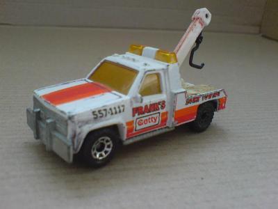 MB-GMC Wrecker