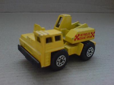 MB-Faun Mobile Crane