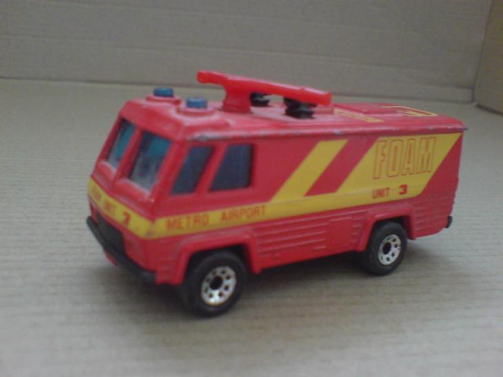 MB-Command Vehicle - Modelářství