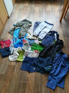 Balík set chlapeckého oblečení vel. 104-116