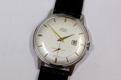 Pánské hodinky PRIM 52, TOP STAV, pásek Saturn
