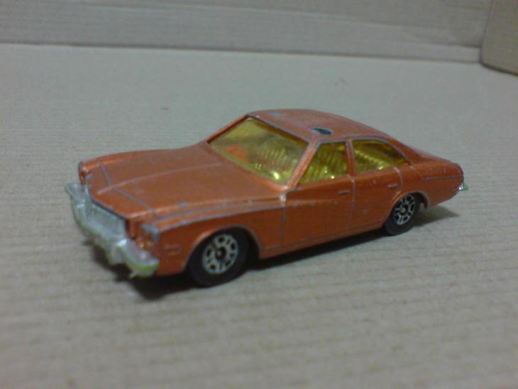 Corgi Juniors-Buick Regal - Modelářství