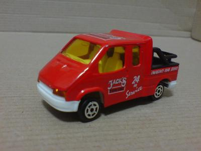 Majorette-Ford Tranzit