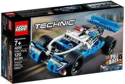 Lego 42091 Technic - Policejní honička