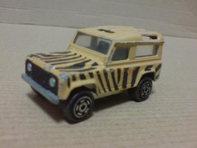 Majorette-Land Rover