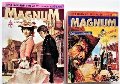 Magnum pro ženy a Magnum pro muže.