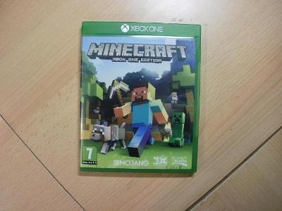 Hra na XBox ONE - Minecraft - XBox ONE Edition