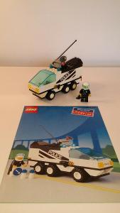 Lego 6430 System/City, Pohotovostní hlídka z 90 let
