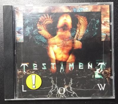 CD TESTAMENT - LOW - 1994