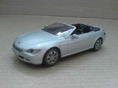 Siku-BMW 645i Cabrio