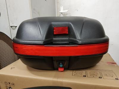 top kufr na motorku - nový nepoužitý