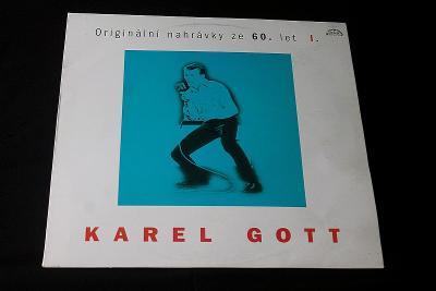 LP - Karel Gott – Originální Nahrávky Ze 60. Let   (d12)