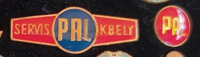 P103 Odznak PAL Servis Kbely  2ks