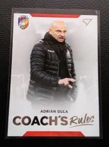 Adrián Gula, Viktoria Plzeň, Coach's Rules, Fortuna Liga, SportZoo