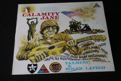 LP - Taxmeni & Roger Latzgo - Calamity Jane (d12)