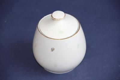 Porcelánová cukřenka zn. POK