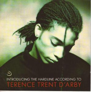 🎤 LP   Terence Trent D'Arby – Introducing The Hardline