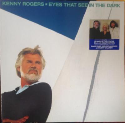 🎤 LP  Kenny Rogers – Eyes That See In The Dark